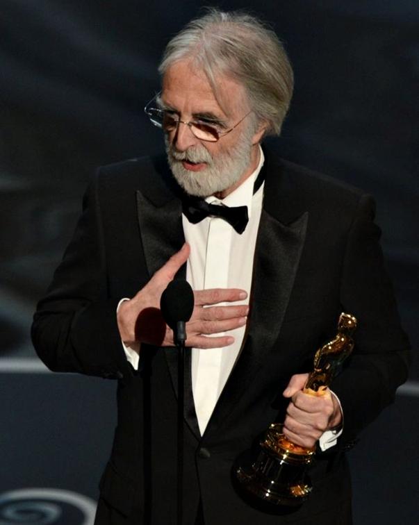 Michael Haneke, Oscars 2013