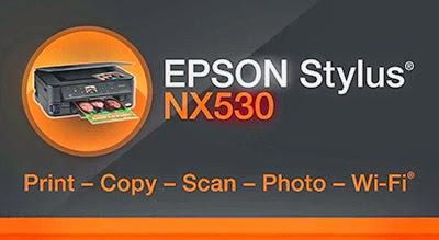 Epson NX530 Printer Reset