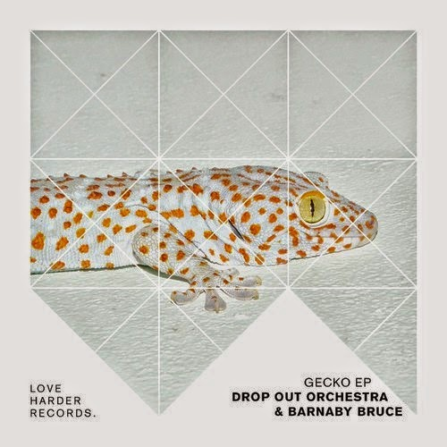 Drop Out Orchestra & Barnaby Bruce - Gecko EP