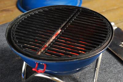 Bodum Fyrkat craycort cast iron grate