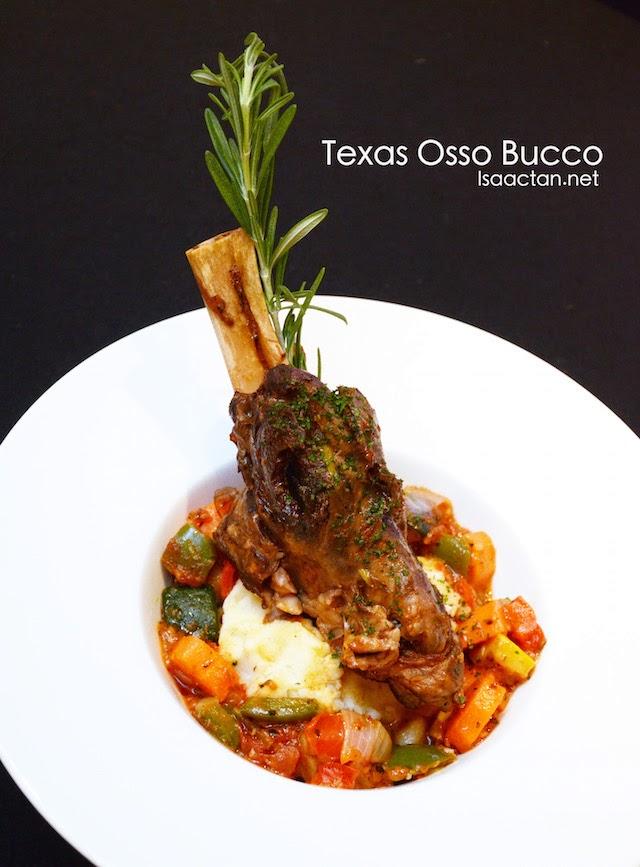Texas Osso Bocco - RM43