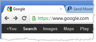 Image result for closed padlock web browser