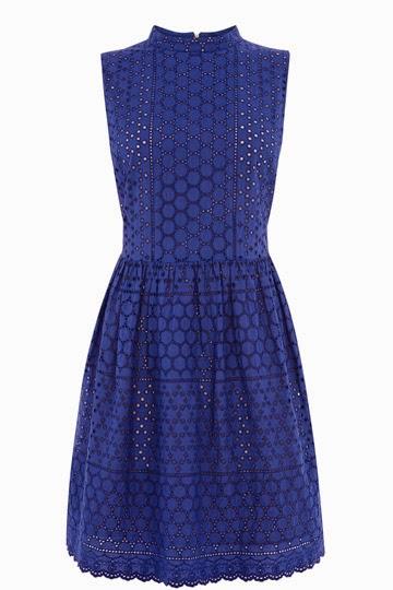 blue oasis dress