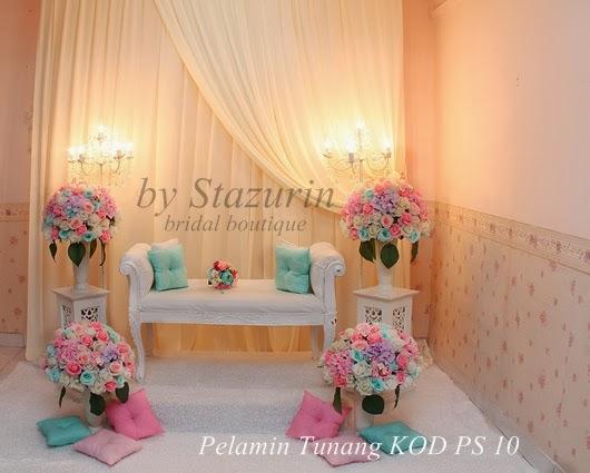 Pelamin+Tunang+Tirai+Warna+Mint+Pink+Tiffany+2014+Pelamin+Warna+Pastel ...