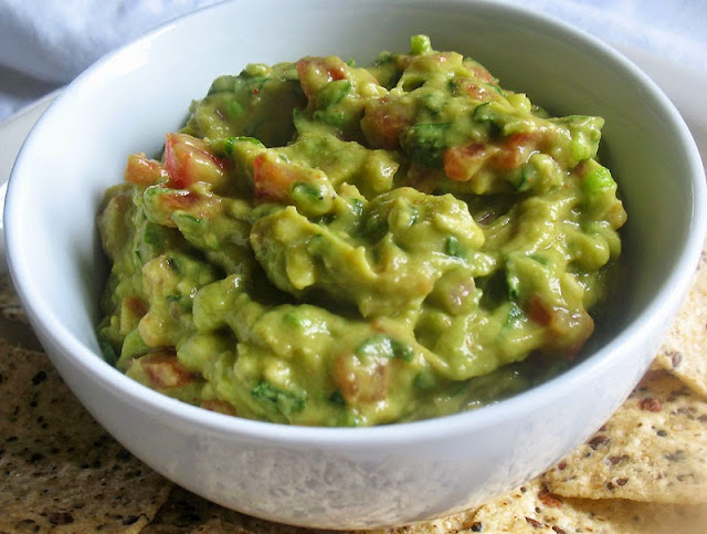 Homemade Guacamole | Lisa's Kitchen | Vegetarian Recipes | Cooking ...