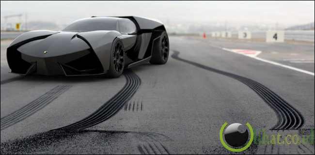 Batmobile Lamborghini