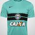 Nike lança terceiro uniforme do Coritiba