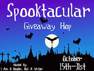 Spooktacular Giveaway Hop! 10-15 to 10-31!