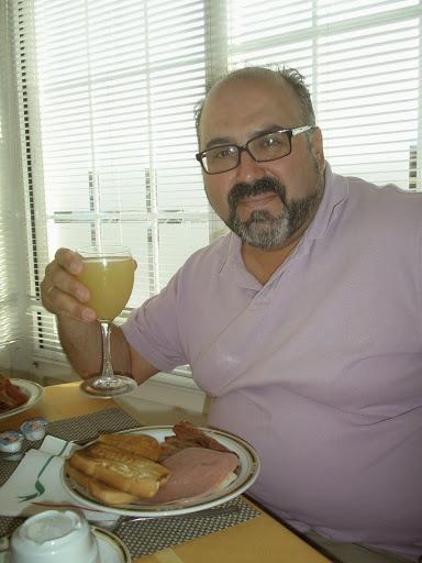 Salamanca (2011) empezar el día con un buen desayuno