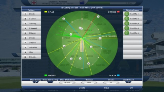 Cricket Captain 2014 PC Games Screenshots