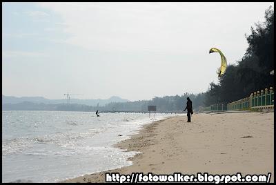 較場尾海灘