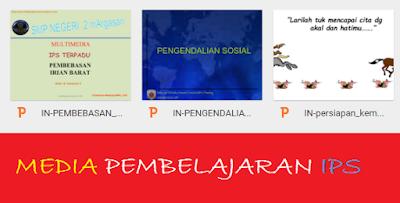 gambar media pembelajaran IPS SMP