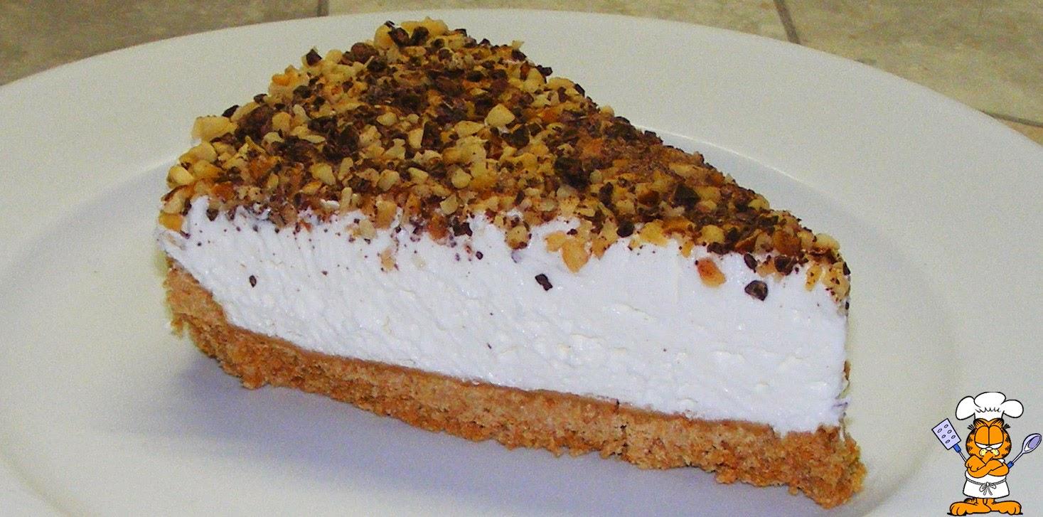 Торт на йогурте рецепт пошагово