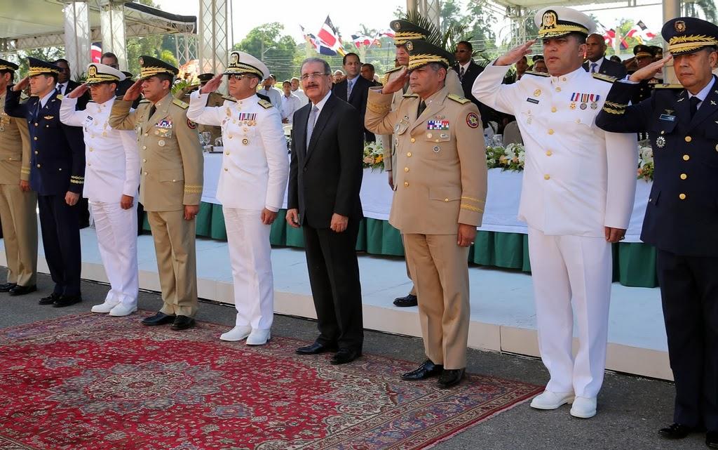 Presidente Medina conmemora Día de Mella y de las Fuerzas Armadas
