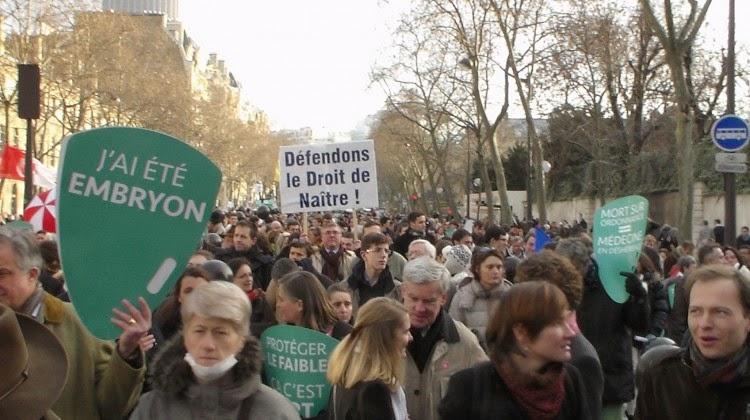 Marsch für das Leben Paris