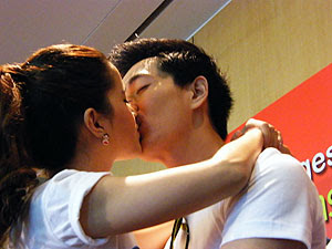 What Is The World Record For The Longest Kiss