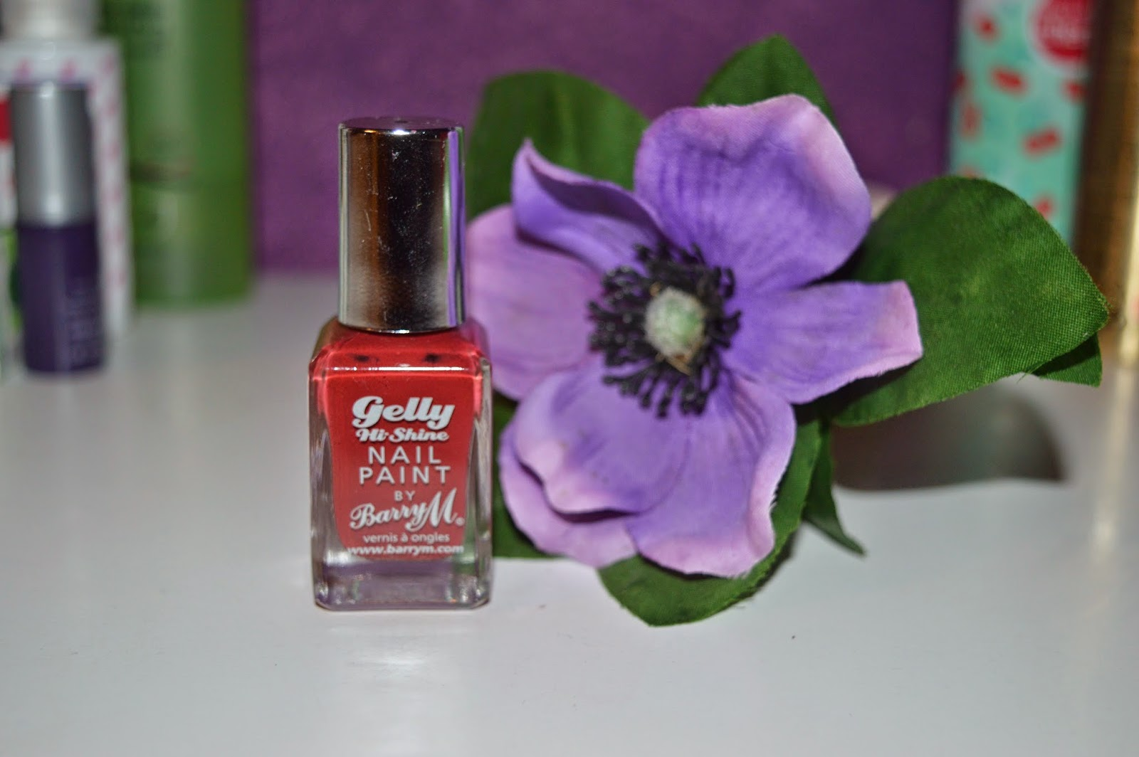 Barry M Chilli cruelty free