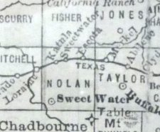 Changing Names on old maps.