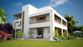 Modern Mediterranean House Designs