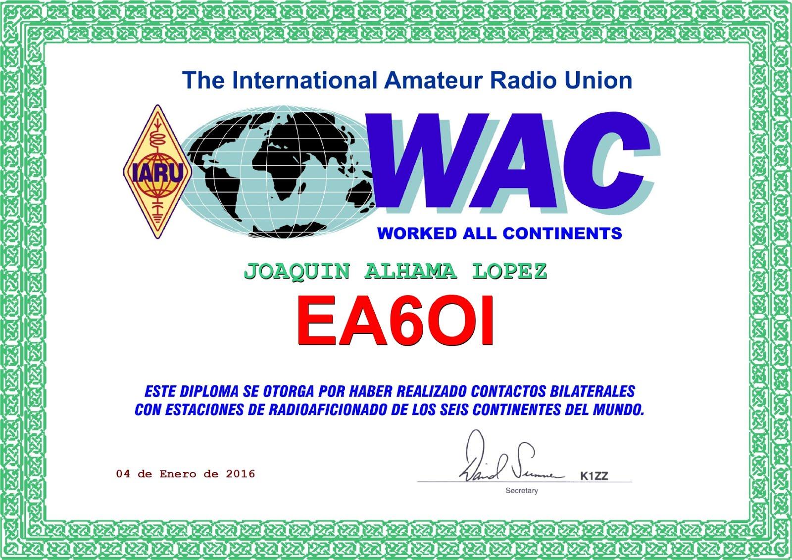 WAC    CW