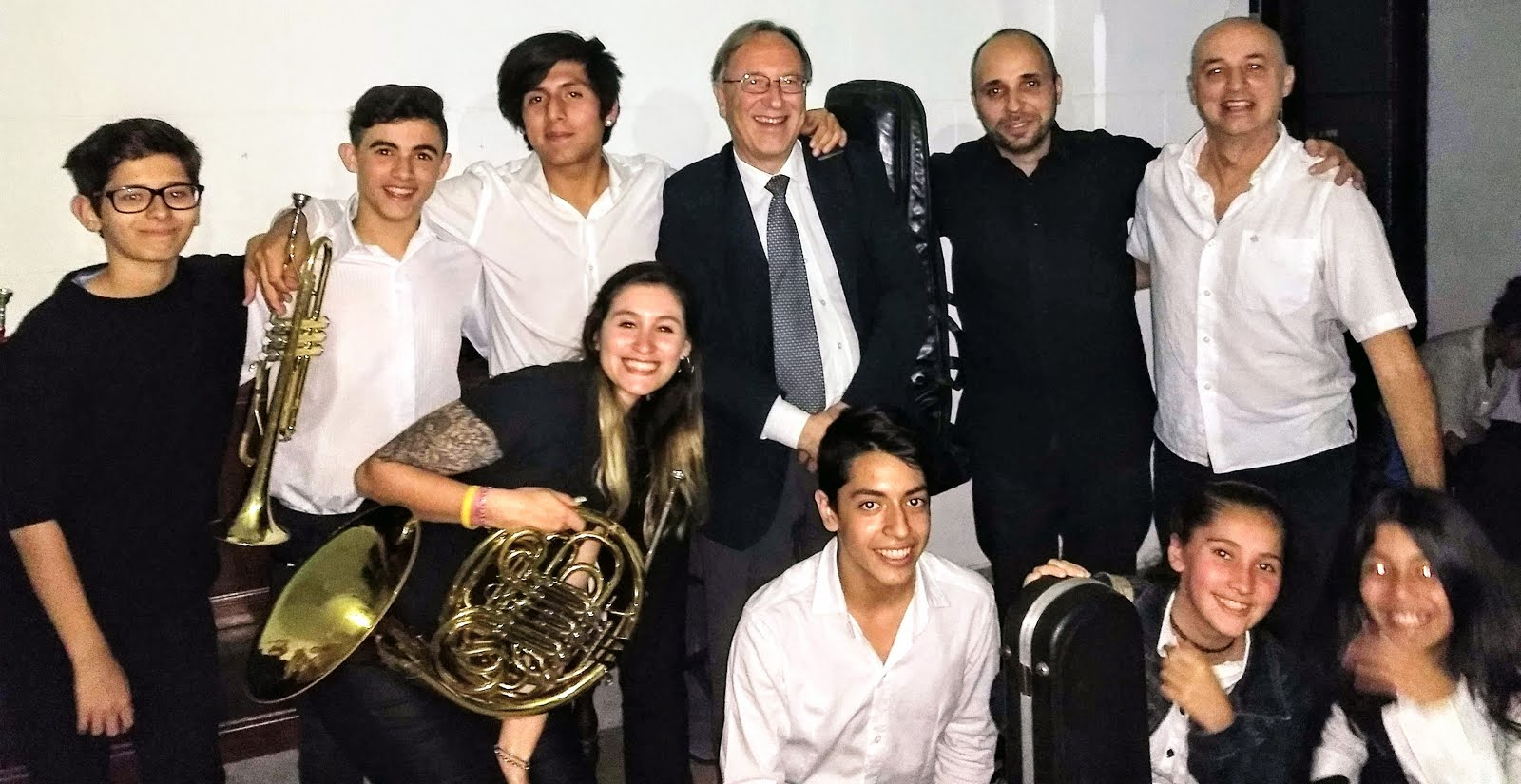 Banda Escuela Coro y Orquesta Athos Palma - Oct 2018