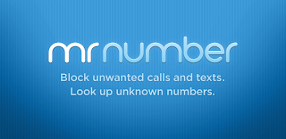 Mr. Number Text Call & Block