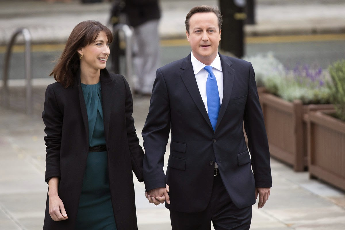 Cameron quit as PM to live lavish £8m house and holiday in the Maldives