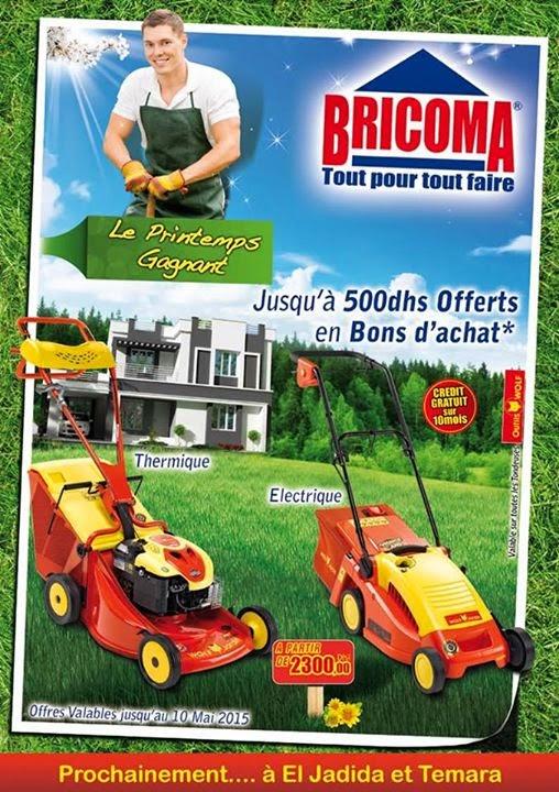 catalogue bricoma 2015