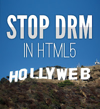 Tell W3C: We don't want the Hollyweb
