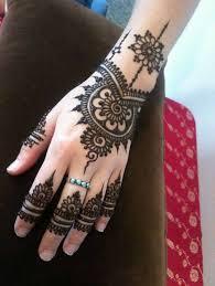 Arabic Henna Designs For Eid