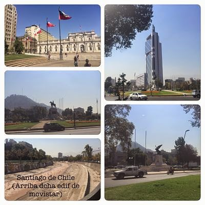 Visitar Santiago de Chile