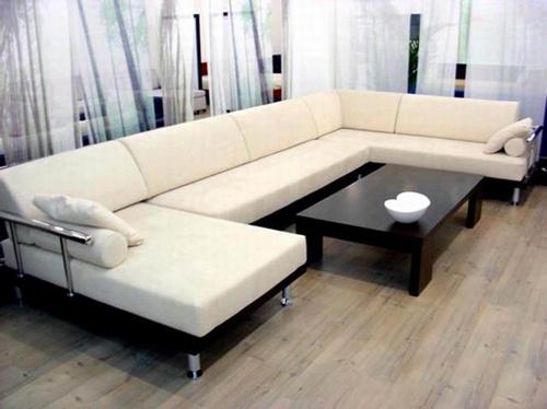 Super Sale: Large Custom Sofa