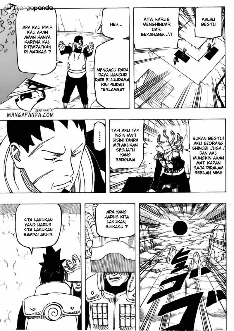 Naruto - Chapter:613 - Page:13