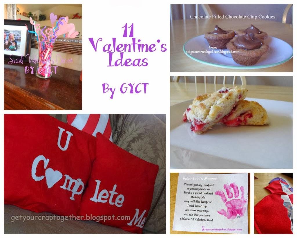 Valentine Round-Up by GYCT