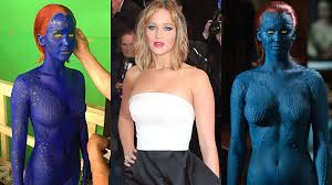 Mystique Jennifer Lawrence Full Body CINEMA MUCHO GUSTO: CM...