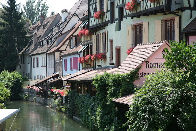 La Petite Venise in Alsace, France, is one of many storybook villages that can be found throughout Europe. Photo copyright: Estelle Tschan. Unauthorized use is prohibited.