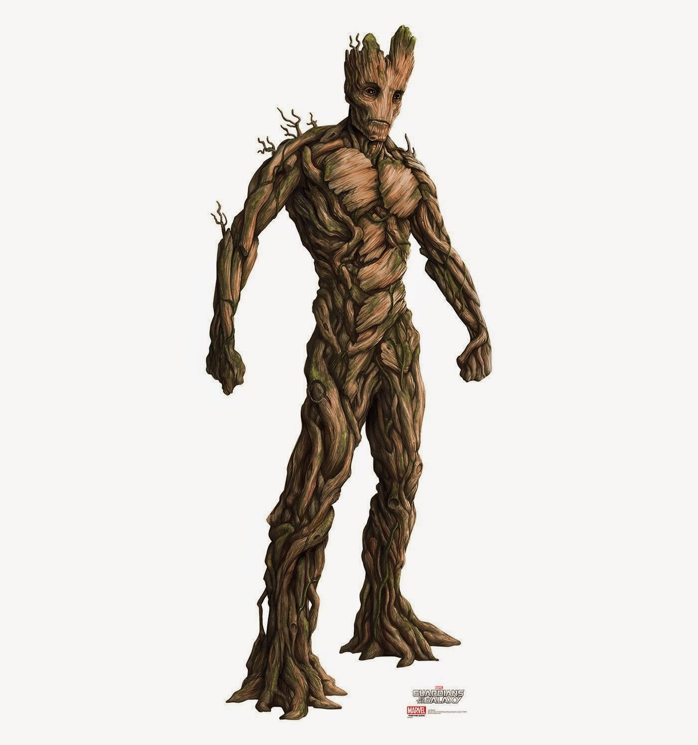 Fashion And Action Groot Guardians Of The Galaxy Art