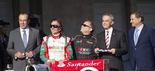 Inauguran Autódromo Hermanos Rodríguez en el D.F