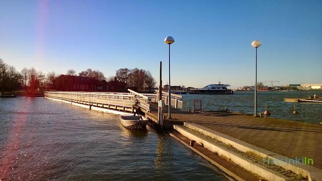 bridge to Uunisaari