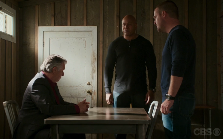 "NCIS: Los Angeles - Kolcheck, A. - Review: ""Setting Up the Finale"""