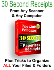 30 Second Receipts: The Link Principle