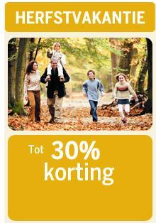 www.centerparcs.nl/sm4900 tot 30% korting tijdens de herfstvakantie www.centerparcs.be/SM752