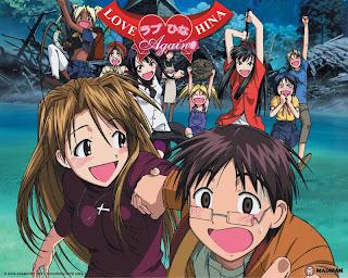 Love hina é com certeza um animes a ser recomendaddo para 2012
