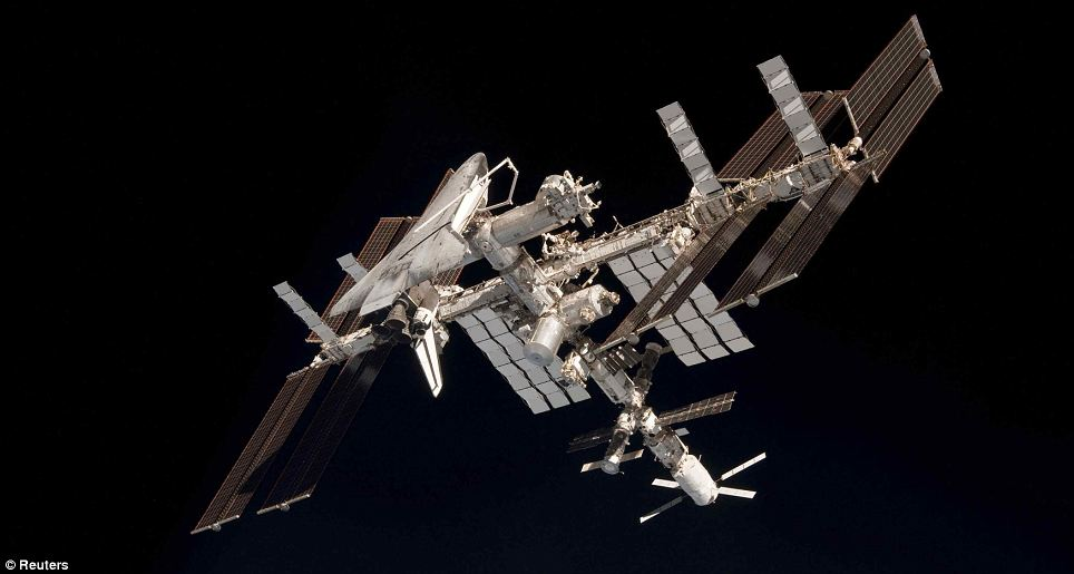 Future Space Station S...