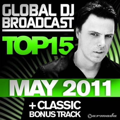 VA-Global DJ Broadcast Top 15 May 2011