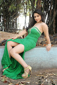 Ankita Sharma Hot photo shoto in Green-thumbnail-18