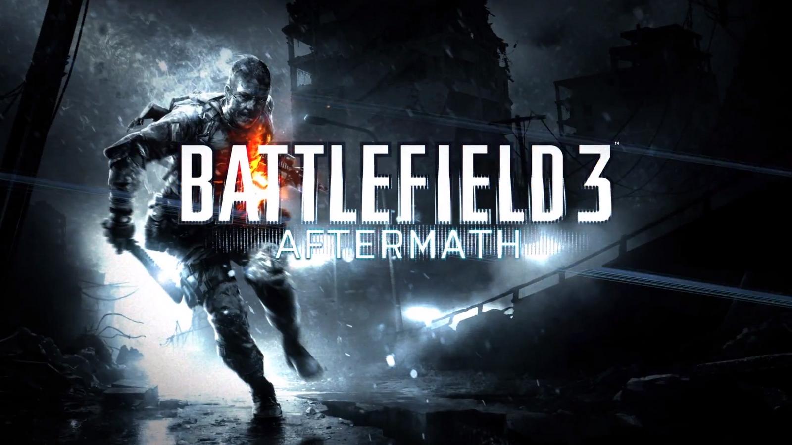 battlefield 3 aftermath wallpapers - Battlefield 3 Aftermath Wallpapers Full HD