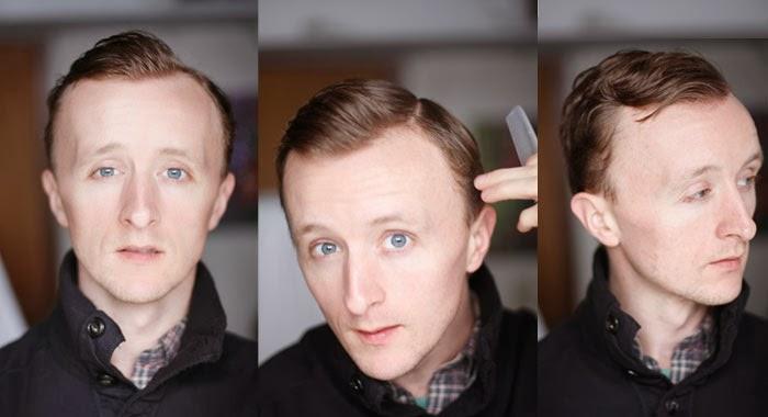 New Mens Hairdo Hipster Paul Cram