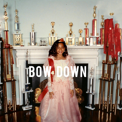 Beyoncé - Bow down / I been on | randomjpop.blogspot.co.uk