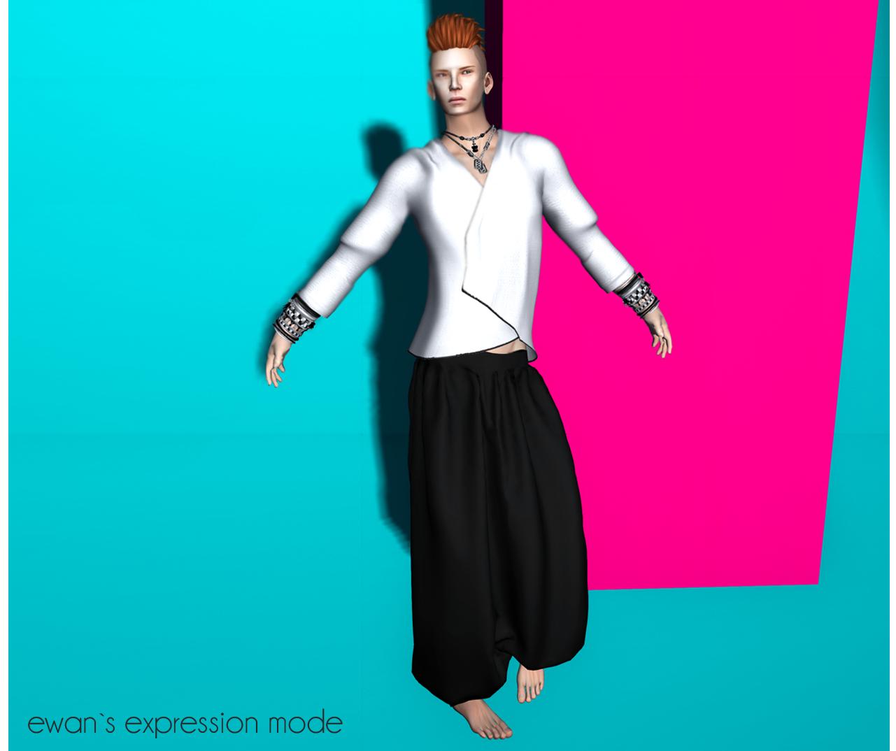 ewan`s expression mode
